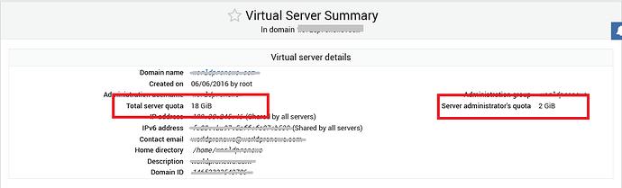 Screenshot 2021-07-13 at 17-11-50  - Virtual Server Summary — Webmin 1 973 (CentOS Linux 7 9 2009)